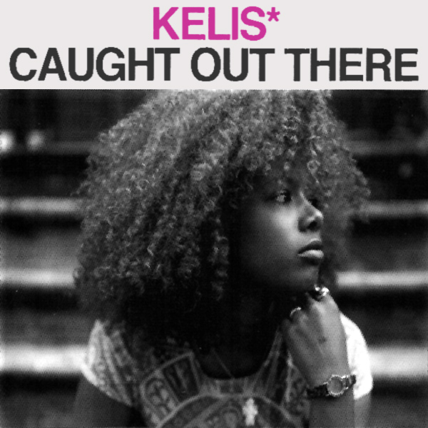 Original Cover Artwork of Kelis Caught Out There