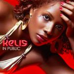 Original Cover Artwork of Kelis In Public