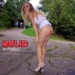 Cover Artwork Remix of Kelis In Public
