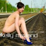 Cover Artwork Remix of Kelly Rowland Train On A Track