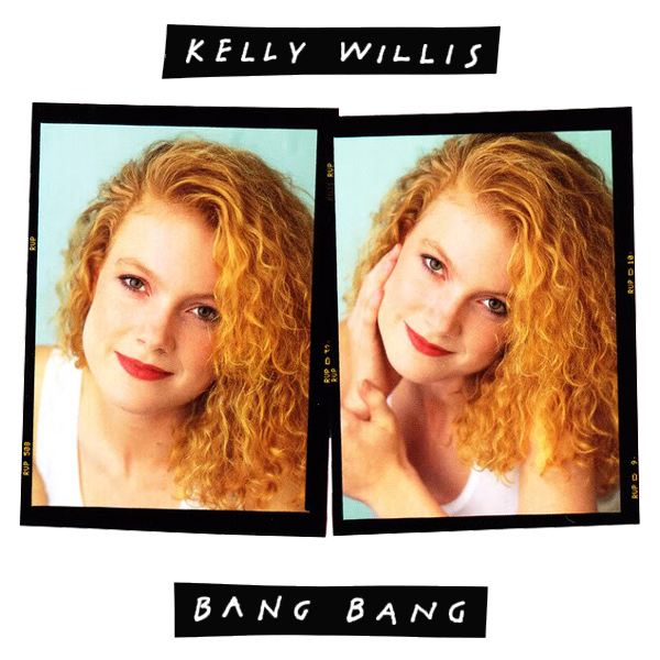 Original Cover Artwork of Kelly Willis Bang Bang
