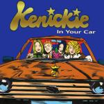 Original Cover Artwork of Kenickie In Your Car