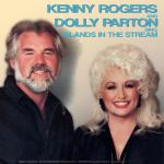 Original Cover Artwork of Kenny Rogers Dolly Parton Islands In The Stream