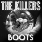 Original Cover Artwork of Killers Boots