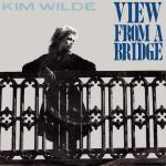 Original Cover Artwork of Kim Wilde View From A Bridge