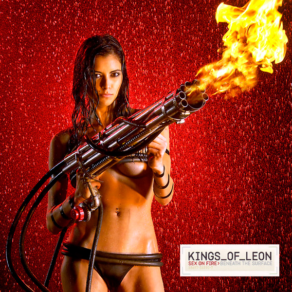 kings of leon sex on fire remix