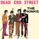 Original Cover Artwork of Kinks Dead End Street