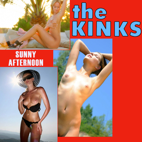 Cover Artwork Remix of Kinks Sunny Afternoon