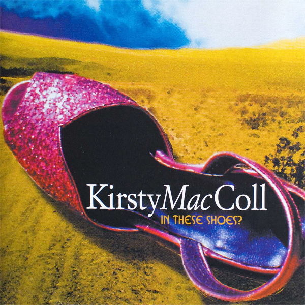 Original Cover Artwork of Kirsty Maccoll In These Shoes