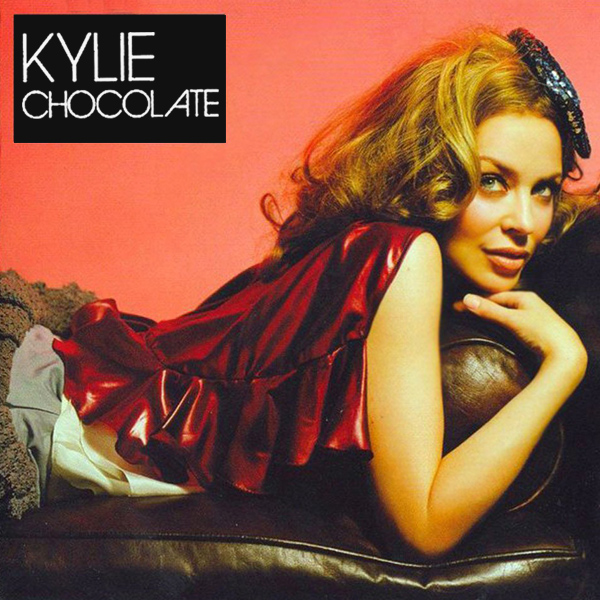 kylie minogue chocolate 1