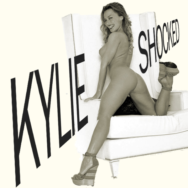 kylie minogue shocked fake remix