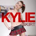 Cover Artwork Remix of Kylie Minogue Skirt