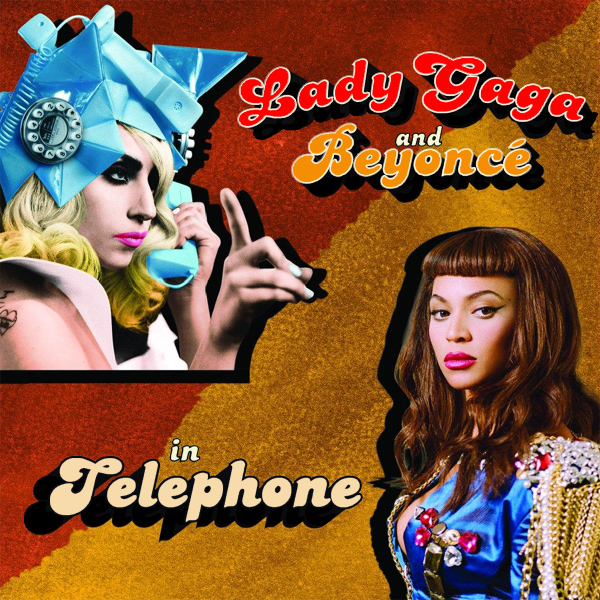 lady gaga beyonce telephone 1