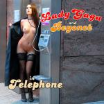 Cover Artwork Remix of Lady Gaga Beyonce Telephone