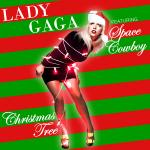 Original Cover Artwork of Lady Gaga Christmas Tree