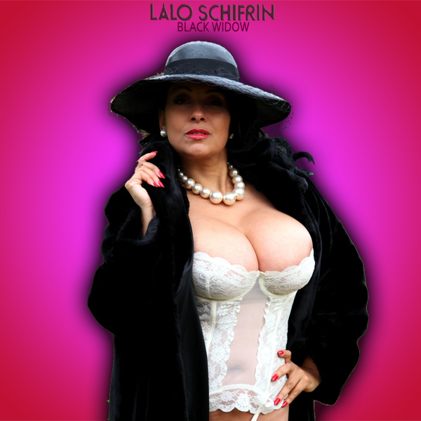 Cover Artwork Remix of Lalo Schifrin Black Widow