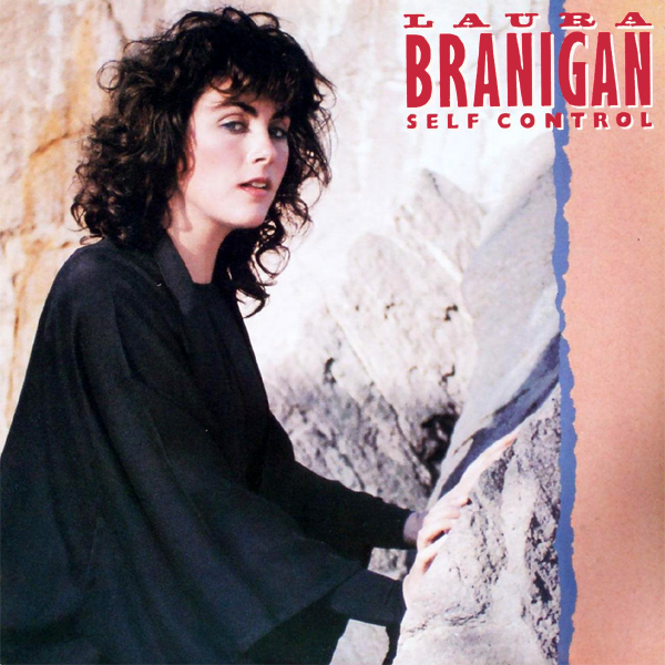 Original Cover Artwork of Laura Branigan Self Control