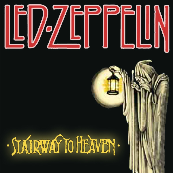 led zeppelin stairway to heaven 1