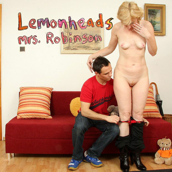 lemonheads mrs robinson remix