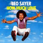 Original Cover Artwork of Leo Sayer How Much Love
