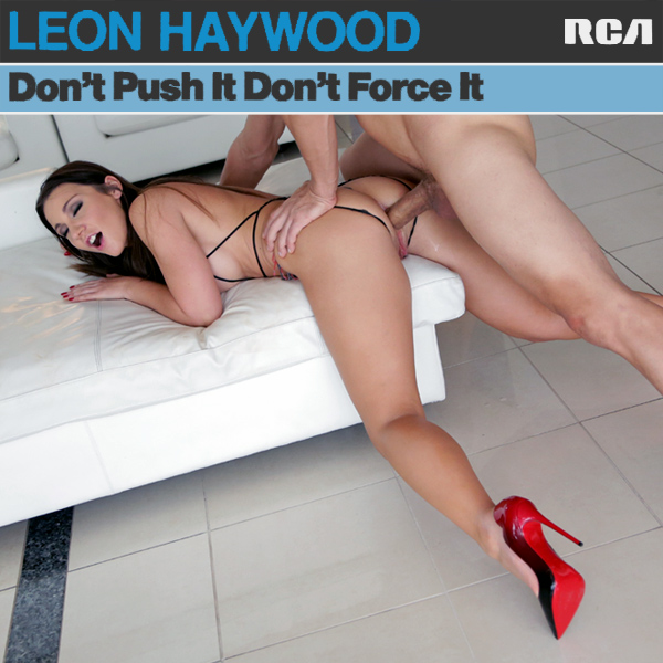 leon haywood dont push it dont force it remixx