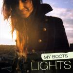 Original Cover Artwork of Lights My Boots