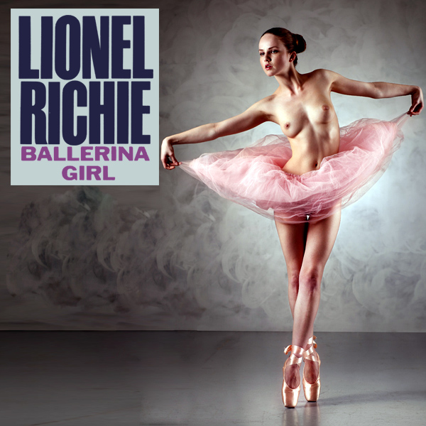 lionel richie ballerina girl remix