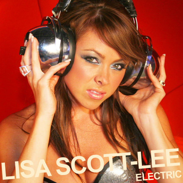 Original Cover Artwork of Lisa Scott Lee Electric