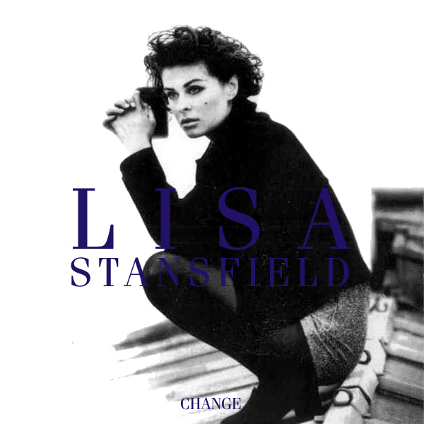 Original Cover Artwork of Lisa Stansfield Change