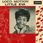 Original Cover Artwork of Little Eva Locomotion