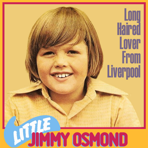 little jimmy osmond long haired lover from liverpool 1