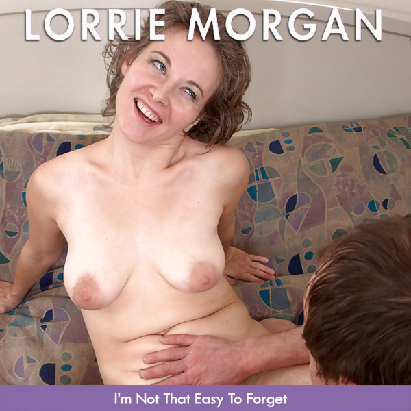 Cover Artwork Remix of Lorrie Morgan Im Not That Easy To Forget