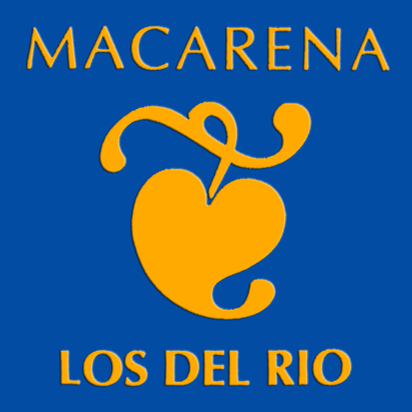 Original Cover Artwork of Los Del Rio Macarena
