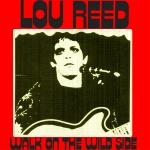 Original Cover Artwork of Lou Reed Walk Wild Side