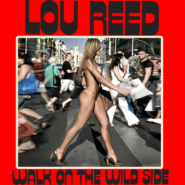 lou reed walk wild side remix