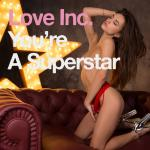 Cover Artwork Remix of Love Inc Youre A Superstar