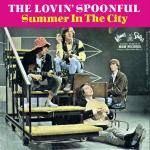 Original Cover Artwork of Lovin Spoonful Summer