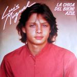 Original Cover Artwork of Luis Miguel La Chica Del Bikini Azul
