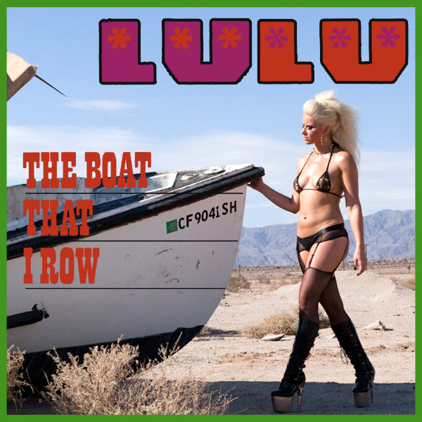 Cover Artwork Remix of Lulu The Boat That I Row