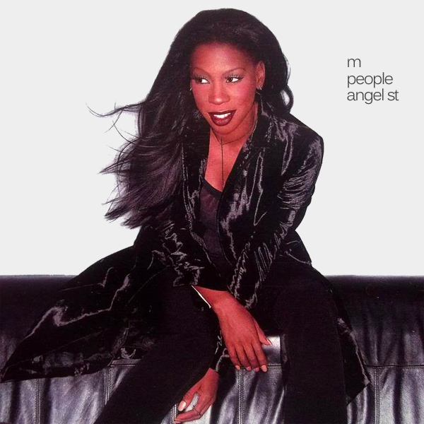 Original Cover Artwork of M People Angel Street