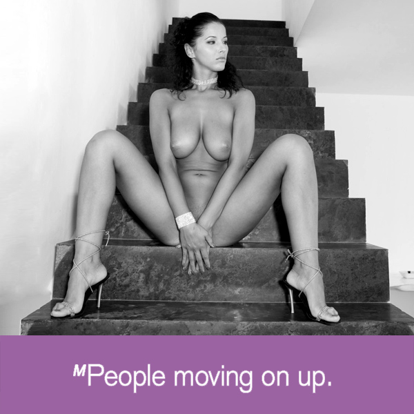 m people moving on up remix