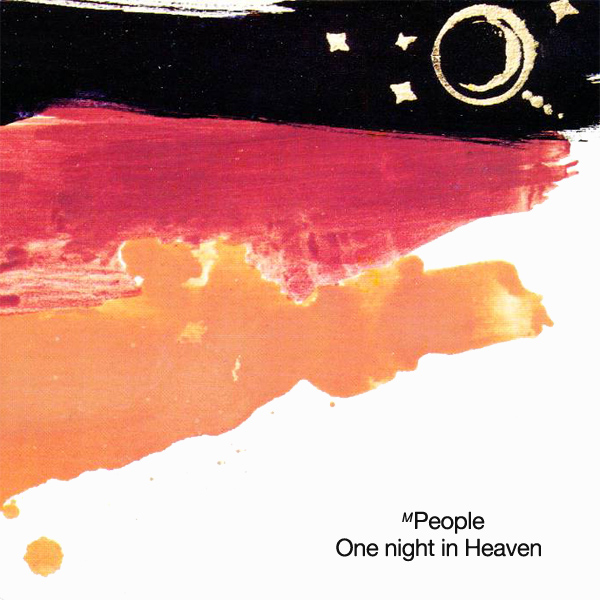 Original Cover Artwork of M People One Night In Heaven