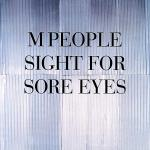 Original Cover Artwork of M People Sight For Sore Eyes