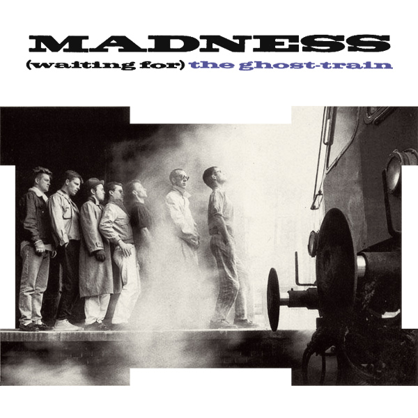 Original Cover Artwork of Madness Ghost Train