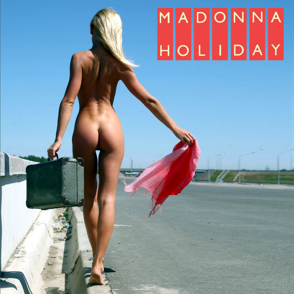 madonna holiday remix