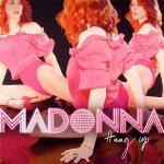 Original Cover Artwork of Madonna Hung Up