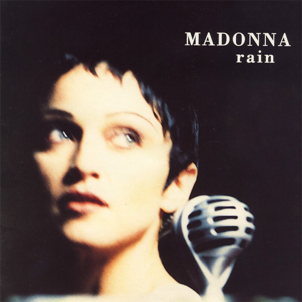 Original Cover Artwork of Madonna Rain