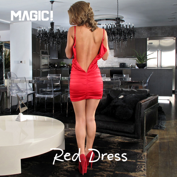 Magic Red Dress Remix