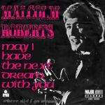 Original Cover Artwork of Malcolm Roberts May I Have The Next Dream With You