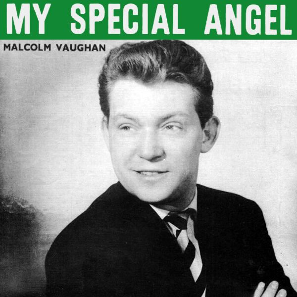 Original Cover Artwork of Malcolm Vaughan My Special Angel